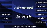 6 quizzes for advanced English with 1010 questions