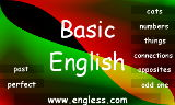 6 basic English quizzes with 500 questions